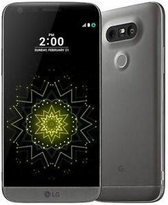LG G5 VS987-32GB(VERIZON-UNLOCKED)CLEAN ESN-FAIR CONDITION-5/10-WITH WARRANTY!
