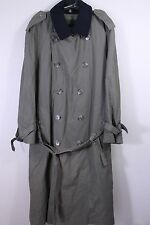 BROOKS BROTHERS Belted Removable Wool Liner Double Trench Coat  Mens E74