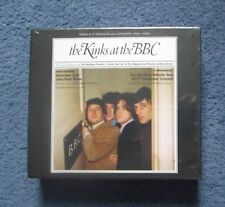 The Kinks at the BBC - 6 CD/1DVD box set NEW