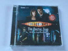 Doctor Dr Who - the doctor trap NEW SEALED GENUINE 2-Disc BBC 2009 CD audio book