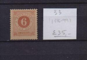 ! Sweden 1886-1899.   Stamp. YT#33. €35.00!