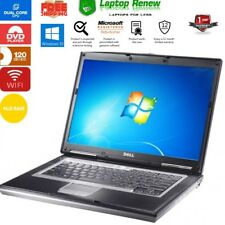 Dell Laptop Duo Windows 10 & Windows XP / RS232 COM PORT NEW BATTERY  z30