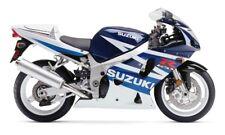 Suzuki GSX-R 600 GSXR K1 K2 K3 Completo In Acciaio InoxCarenatura