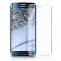 Panzer Glasfolie Samsung Galaxy S6 Edge Display Schutz Folie Glass Full Screen