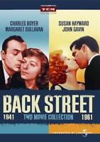 BACK STREET (1941)/BACK STREET (1961) NEW DVD