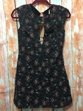 NWT Free People Floral Dress Summer Size S Cap Sleeve New Beautiful