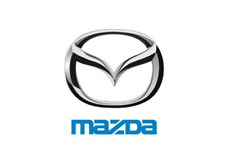 New Genuine Mazda Cover, Arm Frt LA0167395C / LA01-67-395C OEM