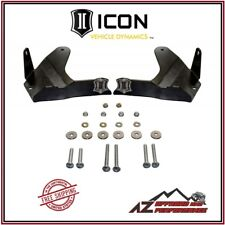 ICON Front Lower Control Arm Skid Plate Kit fits 10-14 Toyota FJ Cruiser 56106