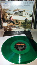 LP WALLY TAX & TAX MUSIC - SPRINGTIME IN - GREEN - NUMBERED - MOV - MUSIC ON VIN