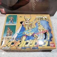 "Saint Seiya Capricorn Shura Gold Cloth Model Kit Approx 5"" Requires Assembly"
