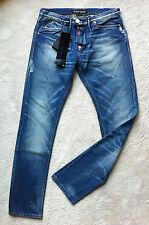 NWT super hot $$$ TAKESHY KUROSAWA skinny CULT-DENIM JEANS size 48 EUR   32 US