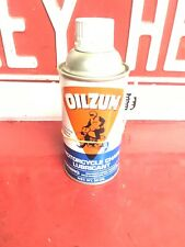 Oilzum  Motorcycle Chain Lube 10oz can NOS HARLEY KNUCKLEHEAD PANHEAD WLA BOBBER