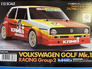 Tamiya M05 Golf Mk1 Body 3 Racing M03 1/12