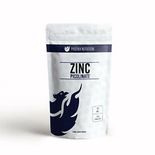 Zinc Picolinate | 15mg x 120 Tablets | Bioavailable, Chelated Form, UK Made