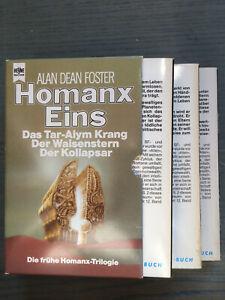 Homanx Eins - Die frühe Homanx-Trilogie - ALAN DEAN FOSTER