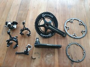 Campagnolo Record 10 Speed Cycling Groupset Build Kit 53/39T 172,5 mm Italy