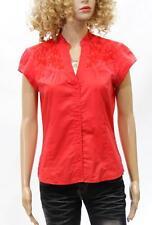 Sportscraft Cap Sleeve 100% Cotton Tops & Blouses for Women