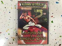 LA FURIA DEL BOXEADOR CHINO DVD NUEVO CLASICO DE KUNG-FU KUNG FU UNICA EN EBAY