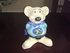 LIMITED EDITION MONEY MOUSE MONEY BOX PIGGY BANK HARGREAVES LANSDOWN 57/400