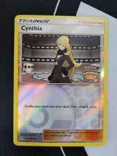Cynthia 119/156 Regional Championships - Reverse Holo Promo NM Pokemon Card
