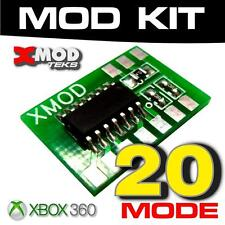 XMOD Rapid Fire MOD KIT XBOX 360 Controller one BO3 WARFARE JITTER CHIP 20 MODES