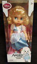 "Disney Animators' Collection 16"" Toddler Doll Princess Cinderella Series 3 New!"