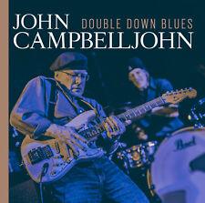 Blues CD John Campbelljohn Double Down Blues
