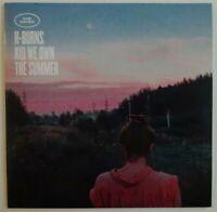 H-BURNS : KID WE OWN THE SUMMER (10 TITRES) ♦ CD ALBUM PROMO ♦