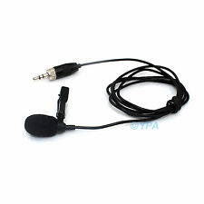 Wireless Lapel Microphone YPA M1-C4SE Lavalier Tie-clip FOR SENNHEISER G2 G3