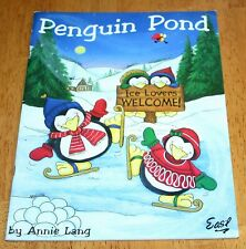 Easl: Penguin Pond - Tole Painting Book by Annie Lang - 20+ Projects - Vguc