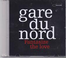 Gare Du Nord-Fantasize The Love promo cd single