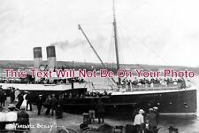 CO 461 - Lyoness Leaving St Marys, Scilly Isles, Cornwall c1910 - 6x4 Photo