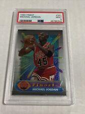 1994 Finest Michael Jordan #331 PSA Mint 9