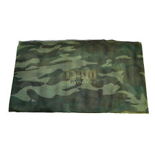 WOODLAND 5' x 8' Mesh Sniper Veil Cover Individual Netting Camo Net Ghillie