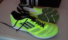Adidas Adizero Hagio racing shoes 10.5, near-perfect condition
