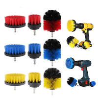 1/3Pcs Tile Grout Power Scrubber Cleaning Drill Brush Tub Cleaner Combo Tool New