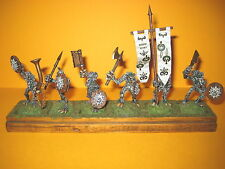 Elfos silvanos-Wood Elves-Stunningly converted and well painted metal dryads