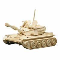 PEBARO Holzbausatz Panzer