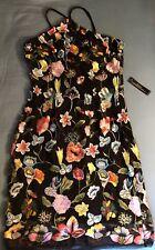 Venus embroidered Floral Dress