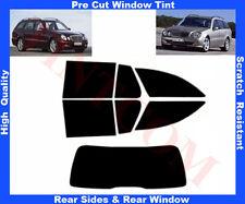 Pre-Cut Window Tint Mercedes E Class S211 5D 03-09 RearWindow&RearSidesAnyShade