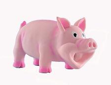 Latex Schwein mit Grunzstimme 15 cm