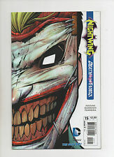 Nightwing #14 - Death Of The Family New 52! - (Grade 9.2) 2013