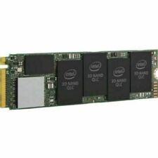 Intel 512GB SSD SSDPEKNW512G8XT M.2 660P Series 80mm PCIe 3.0 x4 3D2 QLC Genuine