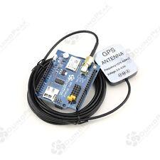 Duinopeak NEO-6M GPS Shield for Arduino with GPS Antenna
