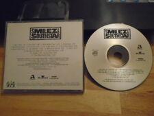 RARE ADV PROMO Smilez & Southstar MASTER CD Crash the Party rap KELIS Tell Me !