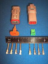 4-Way Deutsch DT connector kit