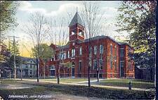 Salamanca, NY - Junior High School
