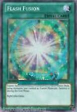 YuGiOh! 1 Flash Fusion (GX) - DRLG-EN016 - Super Rare - 1st Edition Near Mint