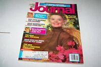 SEPT 1986 LADIES HOME JOURNAL magazine K HEPBURN