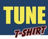 TUNE clubbing Ibiza rave DJ techno house music festival rave dance T-shirt